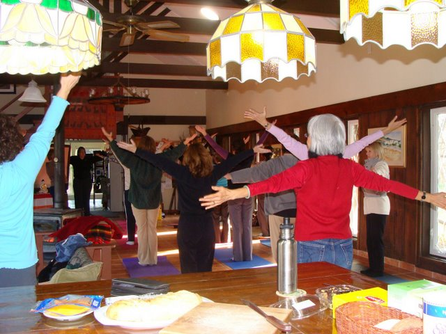 Thanksgiving Yoga Retreat