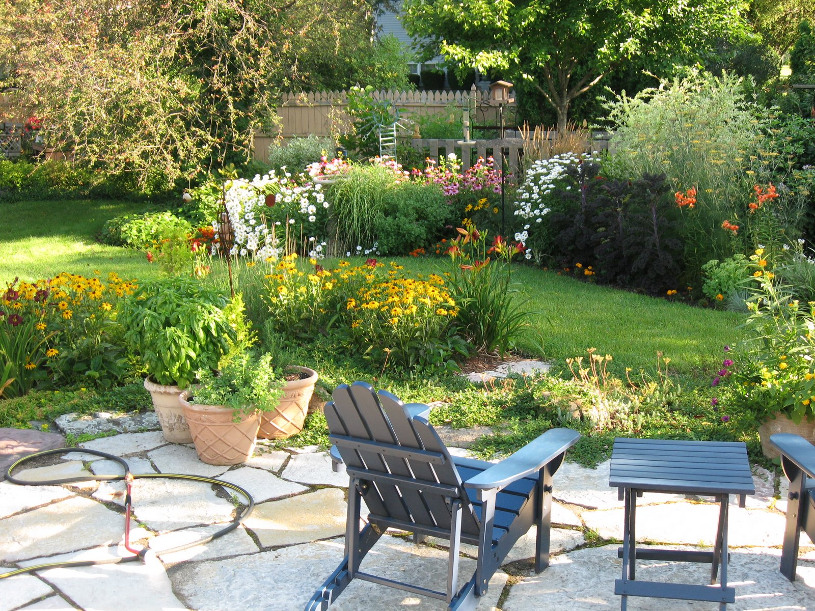 Blog awards linda 39 s yoga journey for Home and garden landscaping
