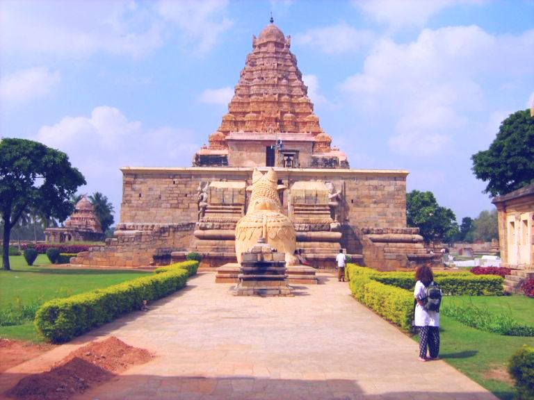 Gangakodaicholapuram, 2008