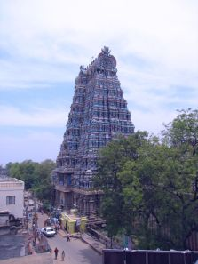 Meenakshi Temple, Madurai, 2006